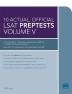 [보유]10 Actual, Official LSAT PrepTests Volume V (PrepTests 62-71)