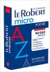 [보유]Dictionnaire Le Robert Micro poche (dic francais) (French Edition)
