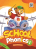 School Phonics. 1(Student Book)(CD1장포함)