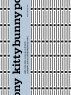 키티버니포니 패턴(KBP Patterns)(양장본 HardCover)