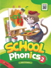 School Phonics. 2(Student Book)(CD1장포함)