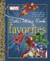 [보유]Marvel Little Golden Book Favorites