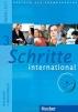 [보유]SCHRITTE INTERNATIONAL 3: DEUTSCH ALS FREMDSPRACHE KURSBUCH + ARBEITSBUCH MIT AUDIO-CD ZUM ARBEITSB