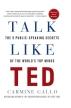 [보유]Talk Like TED