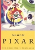 [보유]The Art of Pixar: 100 Collectible Postcards