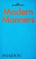 [보유]Modern Manners