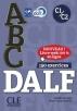 [보유](신판)ABC DALF - Niveaux C1/C2 - Livre + CD + Livre-web