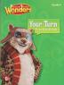 [보유]Wonders Your Turn Practice Book Grade. 4