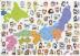 [해외]どこでもドラえもん最新マグネット日本地圖