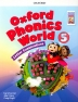 [보유]Oxford Phonics World: Level 5: Student Book with Reader e-Book Pack 5
