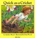 Quick as a Cricket(CD1장포함)(My First Literacy 2-3)