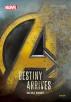 데스티니 얼라이브(마블 어벤져스 인피니티 워)(마블 MCU 소설 시리즈 7)
