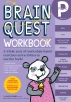 [보유]Brain Quest Pre-K Workbook [With Stickers]