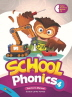 School Phonics. 4(Teacher's Manual)(CD1장포함)