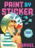[보유]Paint by Sticker: Travel (스티커 아트북 - 여행)