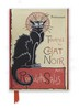 Steinlen: Tournee du Chat Noir (Foiled Journal)
