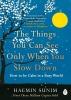 [보유]The Things You Can See Only When You Slow Down