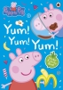 [보유]Peppa Pig: Yum! Yum! Yum! Sticker Activity Book