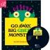 노부영 세이펜 Go Away Big Green Monster! (Hardcover+CD)(CD1장포함)