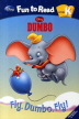 Fly Dumbo Fly(CD1장포함)(Disney Fun to Read Level K)