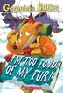 Geronimo Stilton #4 : I'm Too Fond of My Fur(Paperback)