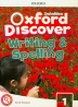 [보유]Oxford Discover Level. 1: Writing and Spelling Book