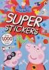 [보유]Peppa Pig Super Stickers Activity Book