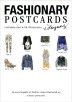 Fashionary Postcard Book