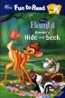 Bambi s Hide and Seek(CD1장포함)(Disney Fun to Read Level K)