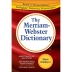 [보유]The Merriam-Webster Dictionary