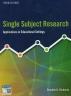 [보유]Single Subject Research