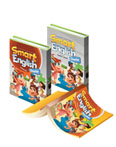 Smart English Starter (Student Book + Work Book + Teacher's Manual)