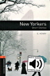 New Yorkers: Short stories (with MP3)