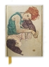 Egon Schiele: Seated Woman (Foiled Journal)