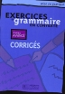 Exercices de grammaire en contexte, niveau avance (Corriges)