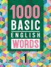 [보유]1000 Basic English Words 1<New Cover> (With QR Code)