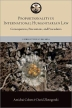 [보유]Proportionality in International Humanitarian Law