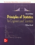 [보유]ISE Principles of Statistics for Engineers and Scientists