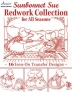 [보유]Sunbonnet Sue Redwork Collection