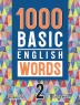 [보유]1001 Basic English Words 2<New Cover> (With QR Code)