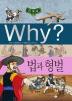 Why? 한국사: 법과 형벌(초등역사학습만화 35)