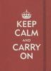 [보유]Keep Calm and Carry on Journal