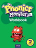 Phonics Monster. 2: Short Vowels(Workbook)(2판)