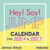 [보유]Hey!Say!JUMP 2020.4~2021.3 オフィシャルカレンダ-