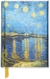 [보유]Van Gogh: Starry Night over the Rhone (Foiled Pocket Journal)