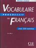 Vocabulaire Progressif du Francais : Avance