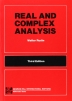 Real and Complex Analysis(Paperback)