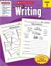 [보유]Scholastic Success with Writing, Grade 1