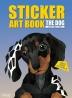 스티커 아트북: 강아지(스티커 아트북 시리즈)