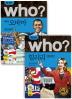 Who? 버락 오바마 + 힐러리 클린턴 세트(세계 위인전 Who)(양장본 HardCover)(전2권)